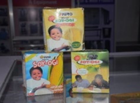 Soy Ogi for toddlers